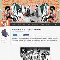 Back to basics : 12 hommes en colère