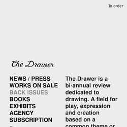 The Drawer