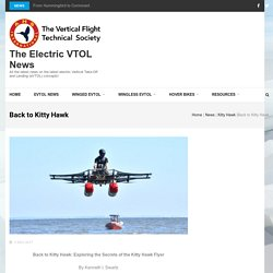 Back to Kitty Hawk – The Electric VTOL News