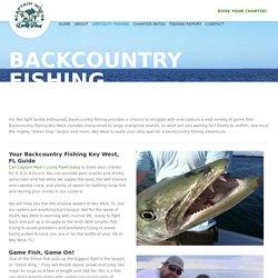 Backcountry Fishing Key West - Captain Moe's Lucky Fleet