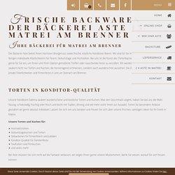 Bäckerei in Steinach am Brenner