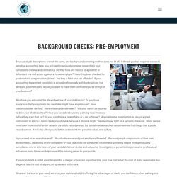 Instant Background Check In USA