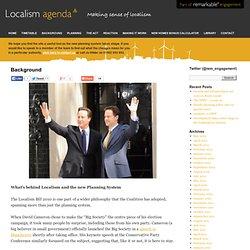 Localism Agenda