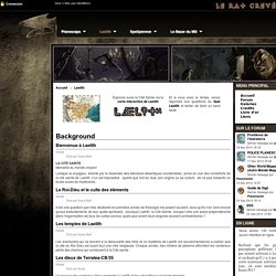 Background - Le Rat Crevé : Donjons & Dragons - Planescape - Spelljammer - Laelith