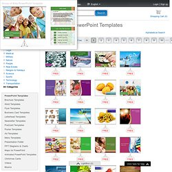 Microsoft PowerPoint Templates and Backgrounds