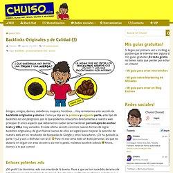 Backlinks Originales y de Calidad (3)