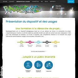 Backstage Game - Présentation & usages
