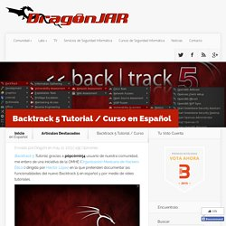 Curso Backtrack 5 en Español