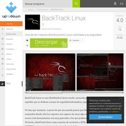 BackTrack Linux 5 para Ubuntu - Descargar