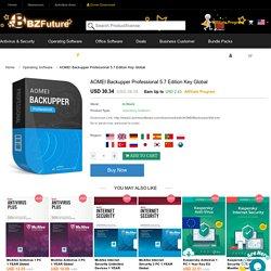 Buy AOMEI Backupper Professional Key