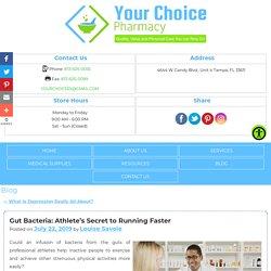 Gut Bacteria: Athlete's Secret to Running Faster