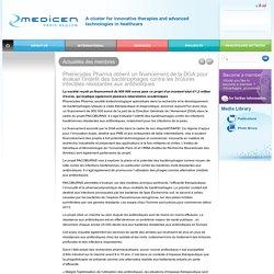 Pherecydes Pharma obtient un financement de la DGA pour évaluer l'intérêt des bactériophages contre les brûlures infectées résistantes aux antibiotiques