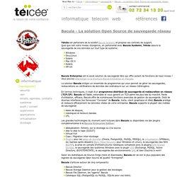 Bacula - La solution Open Source de sauvegarde réseau