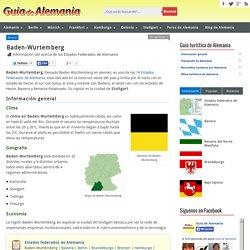 Baden-Wurtemberg - Guia de Alemania