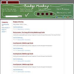 BadgeMonkeys.com