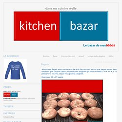 Bagels - kitchenbazar