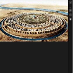 Bagdad au 10ème siècle par Jean Soutif