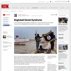 Baghdadi Denial Syndrome