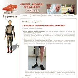 Bagnarosa Orthèses Prothèses Technologies