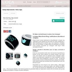 Bague Mota Smart Ring - Bijou Connecté & Intelligent