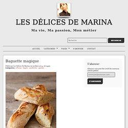 Baguette magique - Les Délices De Marina