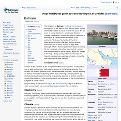 Bahrain travel guide