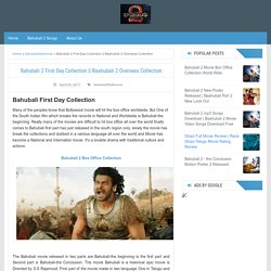 Baahubali 2 Overseas Collection - Bahubali 2 Full Movie