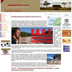 Frolikha Adventure Costline Track (F.A.C.T.)