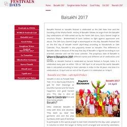 Baisakhi 2017 - Vaisakhi in Punjab - Baisakhi 2017 Date - Vaisakhi 2017