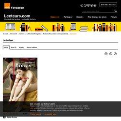 Le baiser de Sophie Brocas aux éditions Julliard