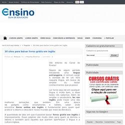 30 Sites Para Baixar Livros Grátis Em Inglês