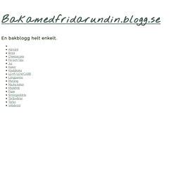 Bakamedfridarundin.blogg.se - Smördegs rullar med hallon och vaniljkräm