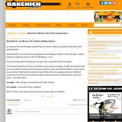 Le mensuel Internet Pratique place Bakchich.info en tête des sit