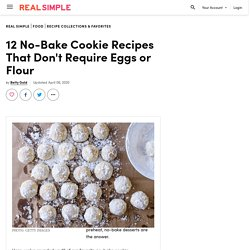 12 No-Bake Cookies Perfect for Any Occassion