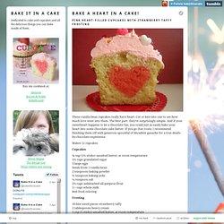 Bake It in a Cake • Bake a Heart in a Cake!