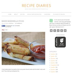 Recipe Diaries – Weight Watchers Recipes