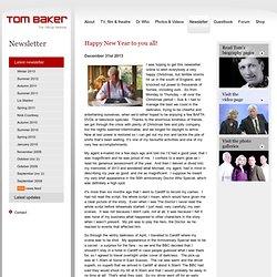 Tom Baker Newsletter