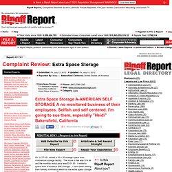 Complaint Review: 911361
