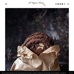 □ Bakery-Style Triple Chocolate Cookies — A Vegan Visit
