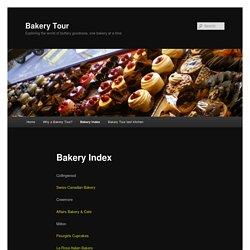 Bakery Index