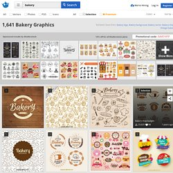 Bakery Vectors, Photos and PSD files