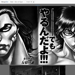 Baki - Son of Ogre Chapter 188 - Read Baki - Son of Ogre Online