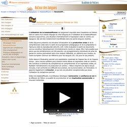 Baladodiffusion : séquence filmée en TES- Autour des langues