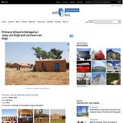Primary School in Balaguina / Joop van Stigt and Jurriaan van Stigt