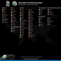 CA - Power Balance
