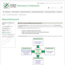 AQM Conseil » Balanced Scorecard