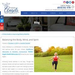 Balancing the Body, Mind, and Spirit