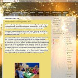 Balanserad läsundervisning på Råby skola