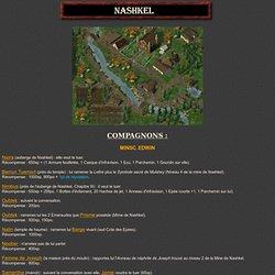 BALDUR'S GATE: Nashkel