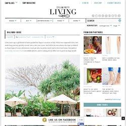 Bali Mini-Guide – Style Me Pretty